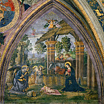 Pinturicchio (Bernardino di Betto) - Nativity