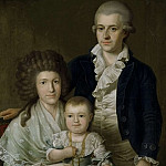 Johan Rohde - Consul F.L. Giers and his Family