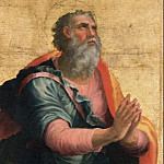 An Apostle (probably St. Peter), R K Post