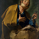Giovanni Battista Pittoni - St. Peter