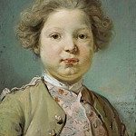 Alexander Roslin - Portrait of a Boy