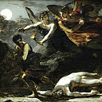 Pierre-Paul Prudhon - Proud-hon Pierre Paul Justice and Divine Vengeance Pursuing Crime study