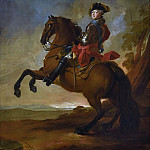 Giovanni Francesco Romanelli - Frederik V (1723-1766), King of Denmark and Norway