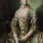 Lorens Pasch the Younger - Sofia Magdalena, Queen of Sweden