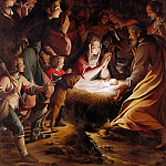 Carlo Francesco Nuvolone - Adoration of the Shepherds