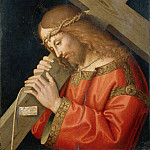 Allegretto Nuzi - Christ Bearing the Cross