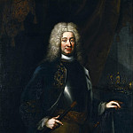 Anshelm Schultzberg - Fredrik I (1676-1751), King of Sweden, Countess of Hesse-Kassel