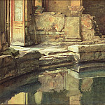 The Roman Bath, Edward John Poynter