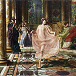 The Ionian Dance, Edward John Poynter