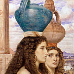 Edward John Poynter - Water Carriers of the Nile