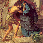 The Return of the Prodigal Son, Edward John Poynter
