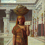 Edward John Poynter - Offering to Isis