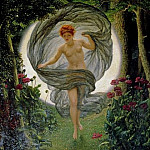 Edward John Poynter - The Vision of Endymion