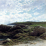 at low tide, Edward John Poynter