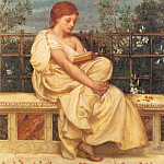 Reading, Edward John Poynter