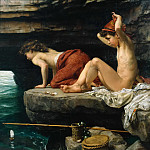 Edward John Poynter - Outward Bound