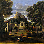 Nicolas Poussin - THE ASHES OF PHOCION COLLECTED BY HIS WIDOW