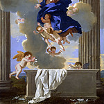 The Assumption of the Virgin, Nicolas Poussin