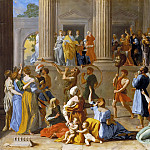The Triumph_of David, Nicolas Poussin