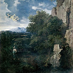 Nicolas Poussin - Landscape with Hagar and the Angel