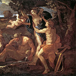 Apollo and Daphne, Nicolas Poussin
