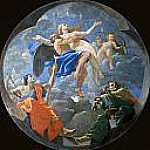 Time and Truth, Nicolas Poussin