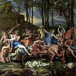 Nicolas Poussin - The Triumph of Pan