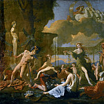 Nicolas Poussin - The Empire of Flora