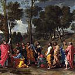Ordination, Nicolas Poussin