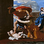 The Massacre of the Innocents, Nicolas Poussin