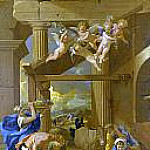 The Adoration of the Shepherds, Nicolas Poussin