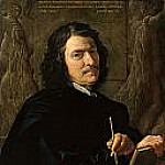 Self-portrait, Nicolas Poussin