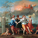A Dance to the Music of Time, Nicolas Poussin