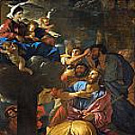 Appearance of the Virgin to Saint James the Greater, Nicolas Poussin