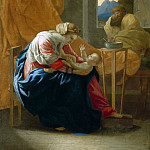 Giovanni Battista Tiepolo - Holy Family