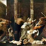 Nicolas Poussin - Massacre of the Innocents