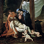 Nicolas Poussin - Descent from the cross