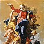 Assumption of the Virgin, Nicolas Poussin
