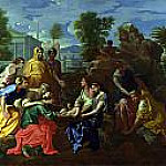 The Finding of Moses, Nicolas Poussin