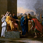The Continence of Scipio, Nicolas Poussin