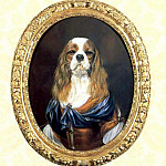 Thierry Poncelet - dog portraits countess eugenie