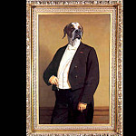 Thierry Poncelet - dog portraits sir harry pobjoy