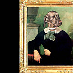 Thierry Poncelet - dog portraits alma mater