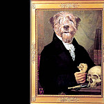 Thierry Poncelet - dog portraits august karlfried pfummel