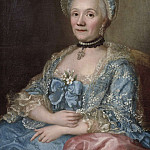 Lorens Pasch the Younger - Dorothea Elisabeth Schultz, married Sauer