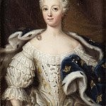 Pieter Claesz. Soutman - Lovisa Ulrika (1720-1782), Queen of Sweden, Princess of Preussen, married to King Adolf Fredrik