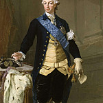 Lorens Pasch the Younger - King Gustav III of Sweden