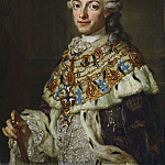 Lorens Pasch the Younger - Gustav III (1746-1792)