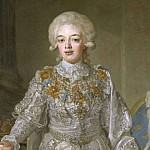 Ulrika Fredrika Pasch - Gustav IV Adolf as a child