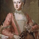 Roelandt Jacobsz Savery - Princess Sofia Albertina of Sweden